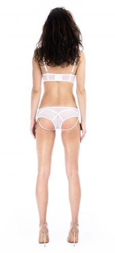 Prey White Full Knicker