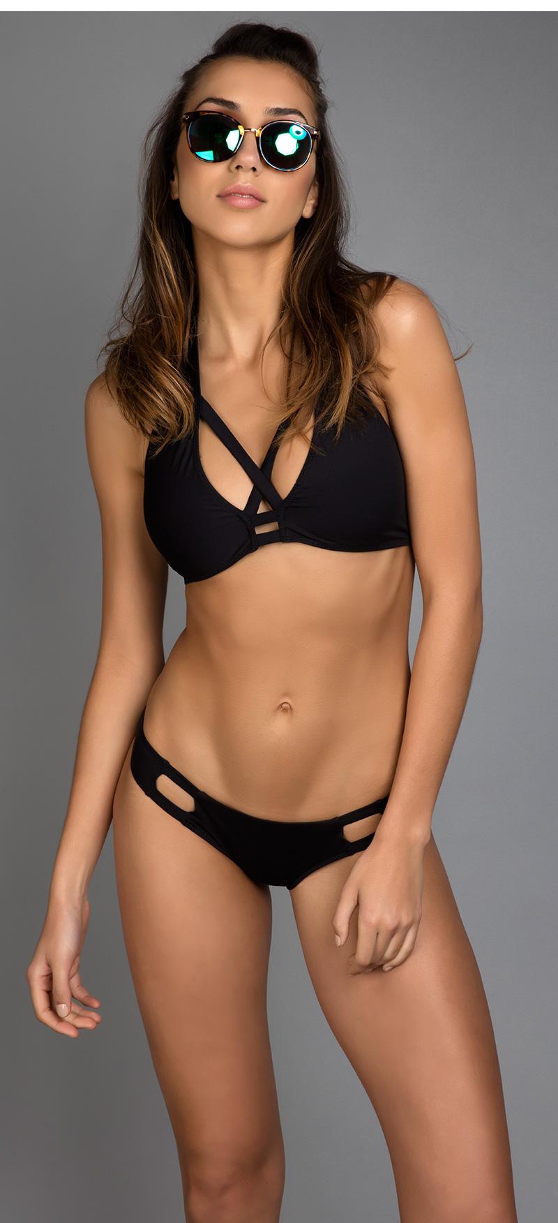 Jet Lag Black Bikini Brief Swimwear Swimsuit Amp Bikini