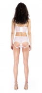 Prey White High Waisted Knicker